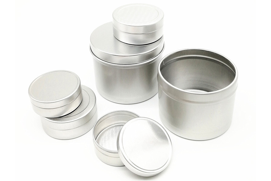 Metal Packaging Container